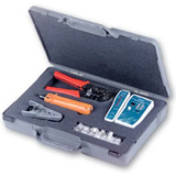 Addlogix Deluxe Category 5 Termination Installation Kit CTK-9568A-RT
