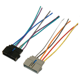 Scosche Car Stereo Wire Harness