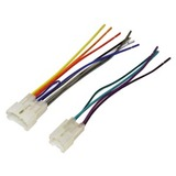 Scosche Wire Harness for Toyota Vehicles
