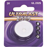 NABC UltraLast UL2325 2325 Size Lithium Button Battery