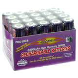 Lenmar PRO2025 AA Nickel-Metal Hydride Battery