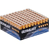 NABC UltraLast ULA100AAAB AAA Size Battery Bulk Value Pack - ULA100AAAB