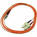 FPC-SD-LCSC-02M - Transition Networks Fiber Optic Duplex Patch Cable