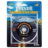 Maxell Auto Only CD Lens Cleaner