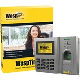 Wasp WaspTime Standard Biometric Time and Attendance System - 633808550356