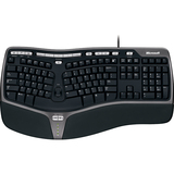 Microsoft Natural Ergonomic Keyboard 4000 - Pack of 5