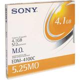 "Sony 5.25"" Magneto Optical Media"