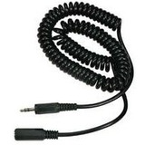 Steren Stereo Coiled Audio Extension Cable - 255185
