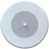 Speco G86TCG 10 W RMS - 10 W PMPO Speaker - 1 Pack - White G86TCG