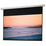 "Draper Salara Electric Projection Screen - 100"" - 4:3 - Wall Mount, Ceiling Mount 132008"