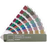 Pantone Metallic Formula Guide Coated