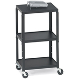 Bretford A2642-P5 Height Adjustable A/V Cart