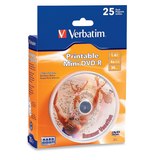 Verbatim 4x DVD-R Media
