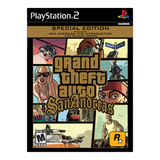 Take-Two Grand Theft Auto: San Andreas