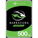 Seagate Barracuda 500 GB Internal - Retail