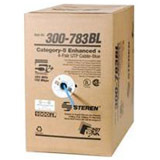 Steren Cat. 5E UTP Bulk Cable - 300784BL