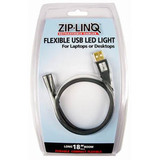 Cables Unlimited Ziplinq USB Notebook Light