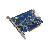 Belkin Hi-Speed USB 2.0 and FireWire PCI Card