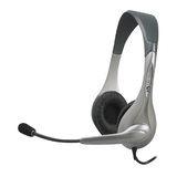 Cyber Acoustics AC-202b Speech Recognition Stereo Headset AC-202B