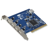 Belkin International, Inc F5U220V1 Hi-Speed USB 2.0 5-Port PCI Card