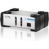 Aten VS261 2 Port DVI VGA Switch