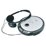 jWIN JX-CD335 Personal CD Player