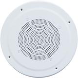 Speco G86TG 10 W RMS - 10 W PMPO Speaker - 1 Pack - White G86TG