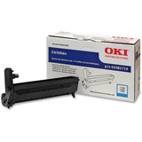 Oki Cyan Image Drum Kit For C6100 Series Printers