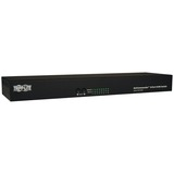 Tripp Lite B072-008-1 8-Port NetCommander Cat5 KVM Switch TAA Compliant - Steel Housing B072-008-1