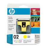 HP 02 Yellow Ink Cartridge C8773WC#140