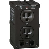 Tripp Lite Isobar 2 Outlet 120V Surge Suppressor