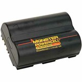 Monster Cable Lithium Ion Camcorders Battery