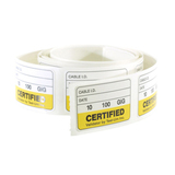 Test-Um NT95 Cable Label
