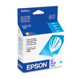 T042220-AL - Epson Cyan Ink Cartridge