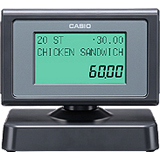 Casio QT-6060D Pole Display QT-6060D