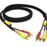 C2G Value Series 4-in-1 RCA/S-Video Cable 29156