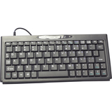 Solidtek Super Mini Keyboard 77 Keys KB-P3100BU KB-P3100BU