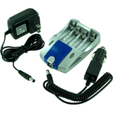 Battery Biz Ultra Fast Battery Charger (Silver) - CH9700