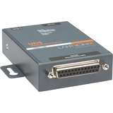 Lantronix One Port Serial (RS232/ RS422/ RS485) to IP Ethernet Device Server - International 110-240 VAC