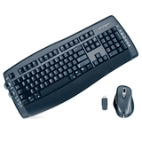 Kensington 64390 PilotBoard Laser Wireless Desktop Set