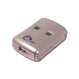 SIIG 2 to 1-port USB 2.0 Hub JU-SW2112-S2