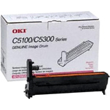 Oki Auto Duplex Unit For C5500N and C6100 Series Printers 43347501