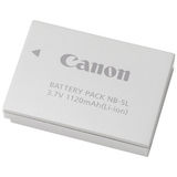 Canon NB-5L Lithium-Ion Digital Camera Battery - 1135B001