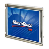 "3M MicroTouch 17"" LCD Touchscreen Monitor - 25 ms 11-4945-225-00"