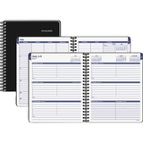 AAG70CP0105 - At-A-Glance Collegiate Weekly/Monthly Apptment...