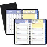 At-A-Glance QuickNotes 76-03-05 Weekly and Monthly Self-Management System