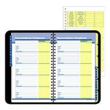 At-A-Glance QuickNotes QuickNumbers Phone and Address Book