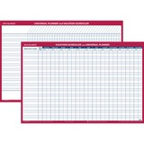 PM25028 - At-A-Glance PM250-28 Plan-A-Month Wall Planner