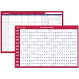 At-A-Glance Erasable Horizontal Wall Calendar