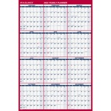 At-A-Glance Laminated and Erasable Wall Calendar